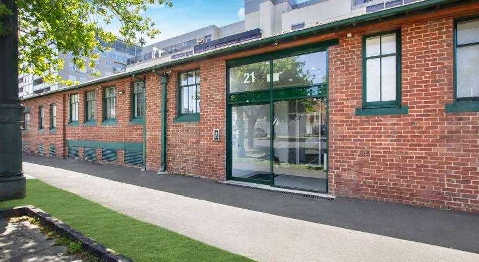 U109/21 Moreland Street, Footscray VIC 3011