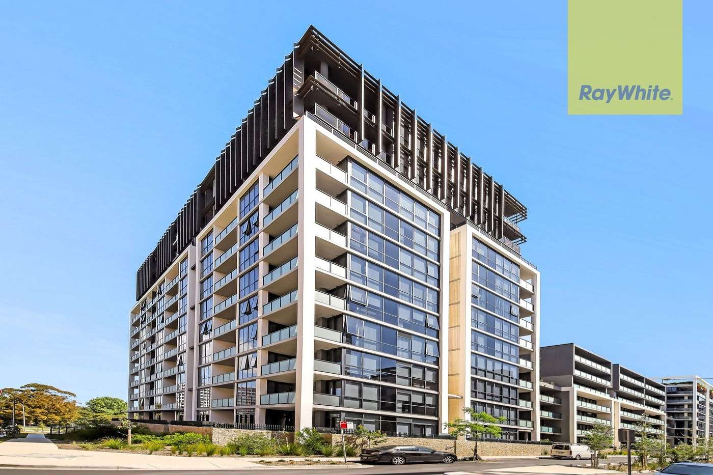 Main view of Homely apartment listing, H1009/2 Morton Street, Parramatta, NSW 2150
