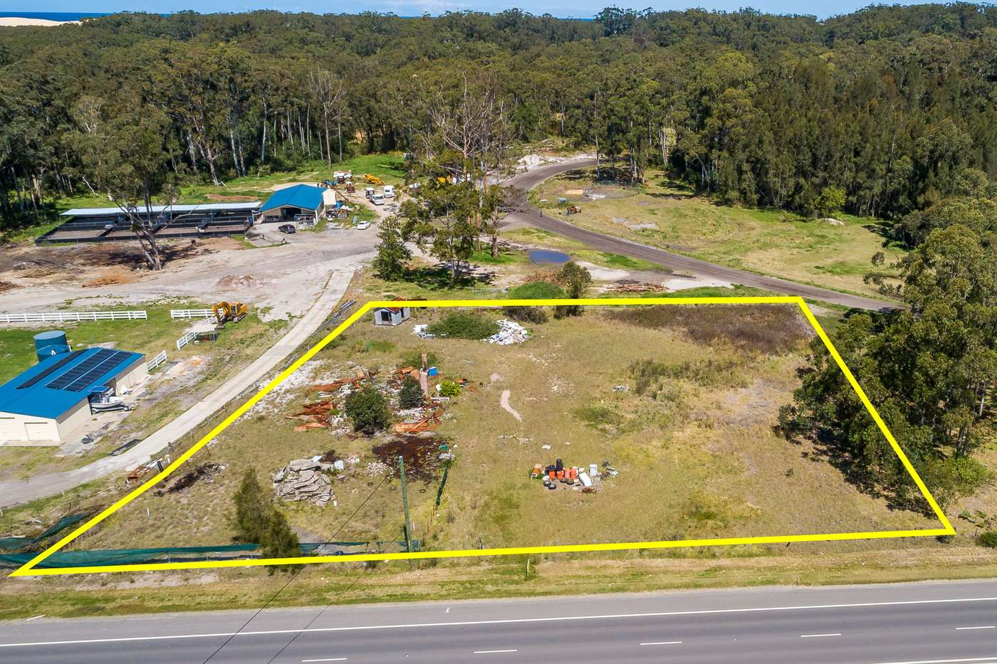 Main view of Homely property listing, 3884 Nelson Bay Road, Bobs Farm, NSW 2316