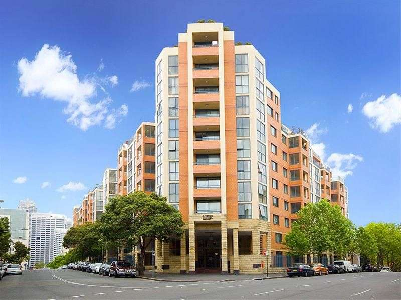 Main view of Homely apartment listing, 125/120 Pyrmont Street, Pyrmont, NSW 2009