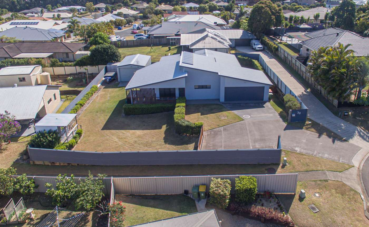 Main view of Homely house listing, 30 Gordon Place, Glass House Mountains, QLD 4518