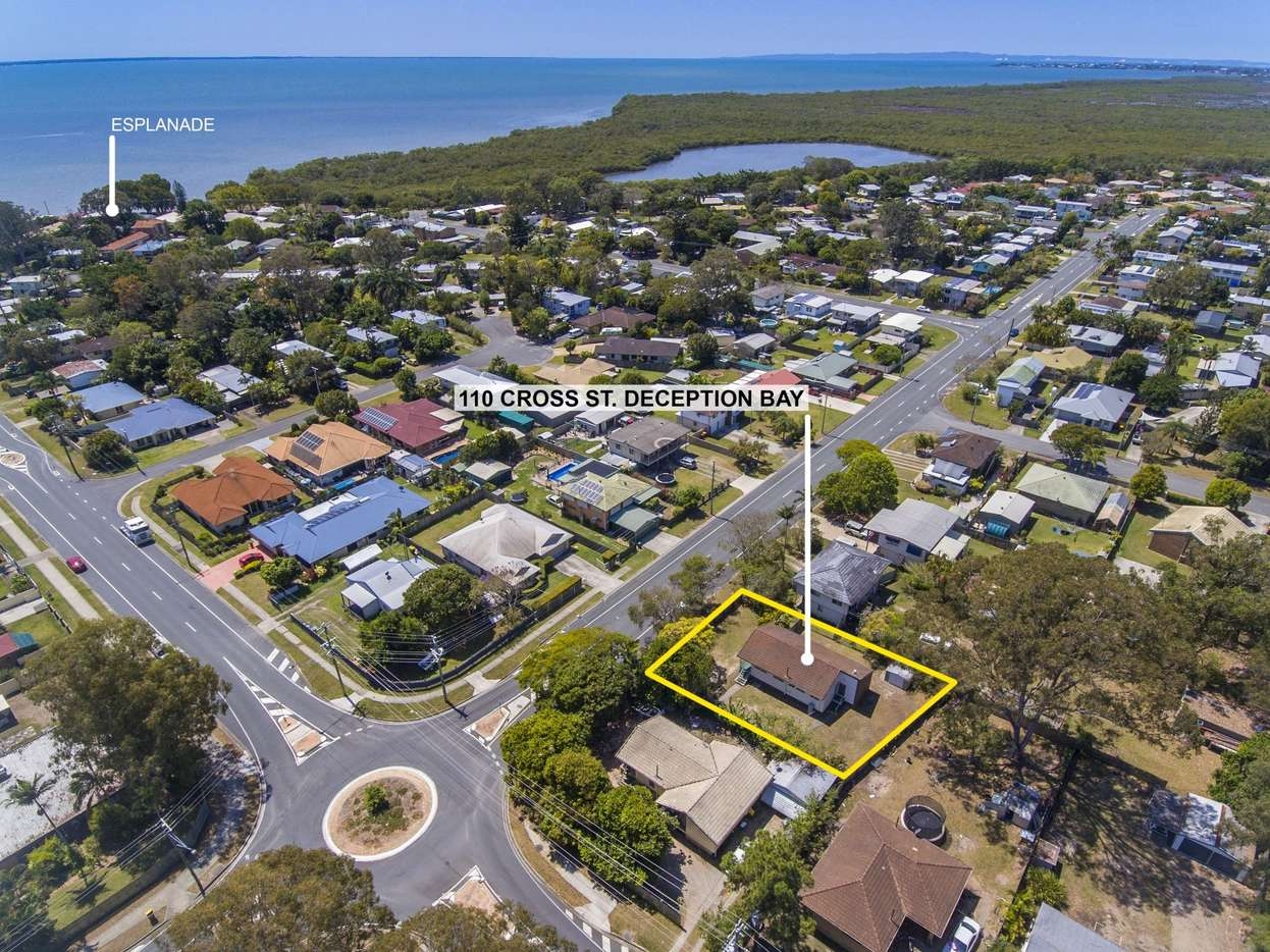 Main view of Homely house listing, 110 Cross Street, Deception Bay, QLD 4508