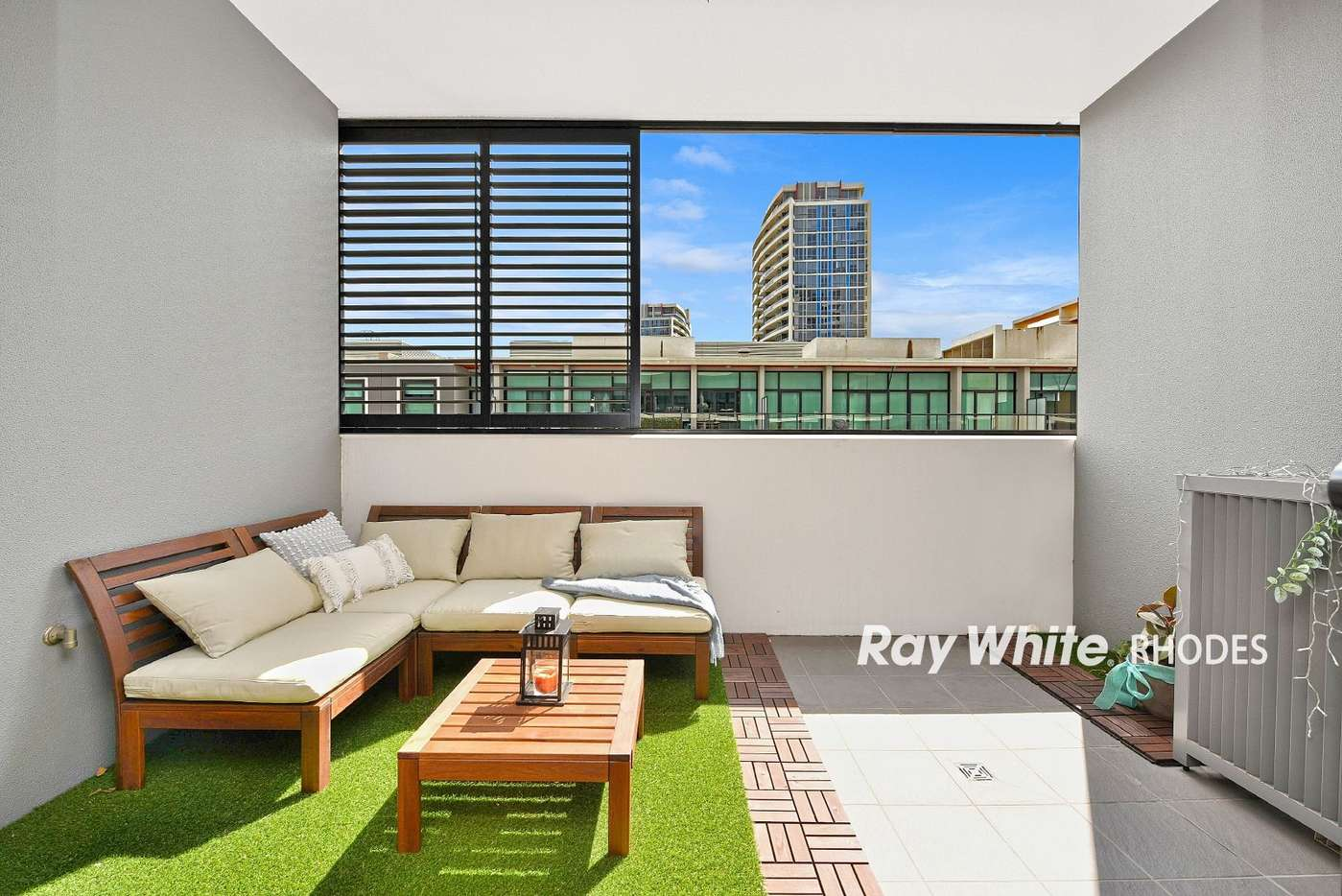Main view of Homely apartment listing, 409B/2 Timbrol Avenue, Rhodes, NSW 2138