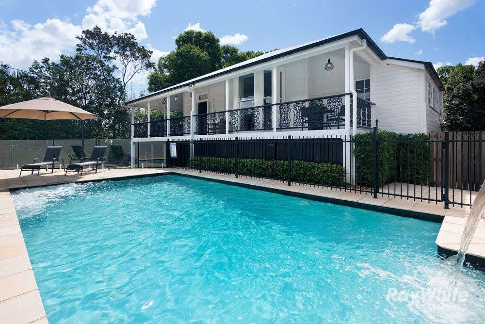 Main view of Homely house listing, 10 Bayview Terrace, Clayfield, QLD 4011