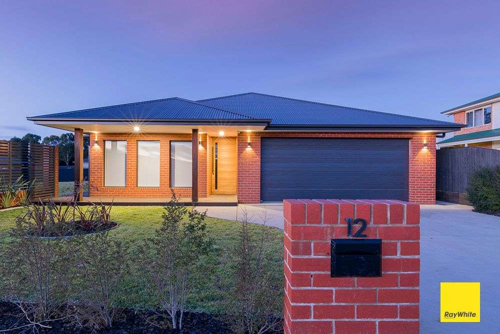 Main view of Homely house listing, 12 McKay Drive, Bungendore, NSW 2621