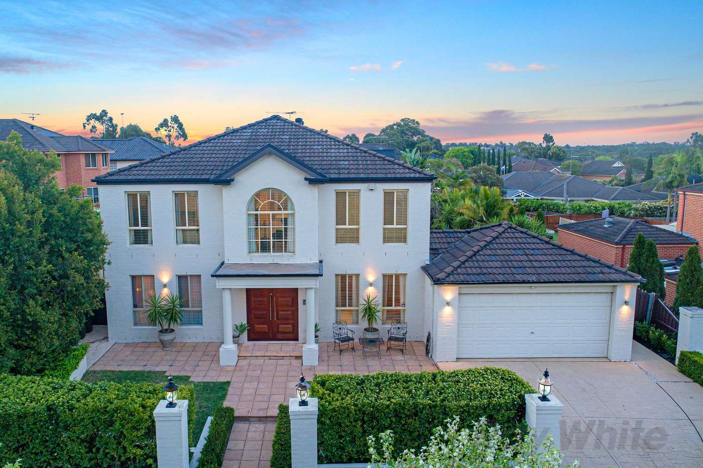 Main view of Homely house listing, 14 Wellgate Avenue, Kellyville, NSW 2155