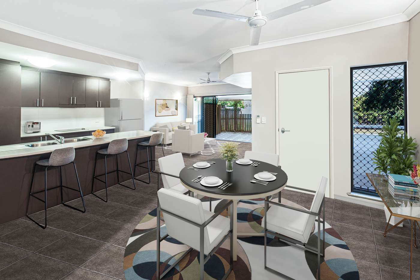 Main view of Homely unit listing, 1/1766 Captain Cook Highway, Clifton Beach QLD 4879