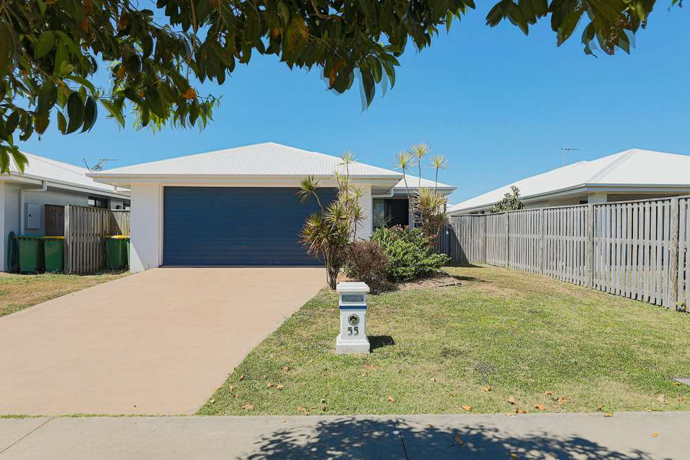 Second view of Homely house listing, 55 Commander Parade, Shoal Point QLD 4750