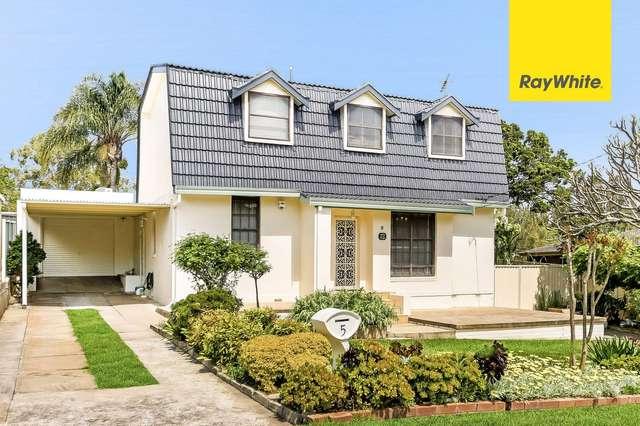 5 Basil Street, Riverwood NSW 2210