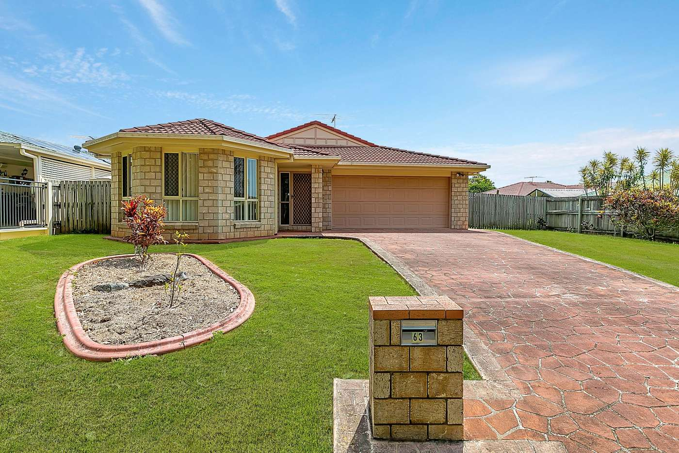 Main view of Homely house listing, 63 Carinyan Drive, Birkdale QLD 4159