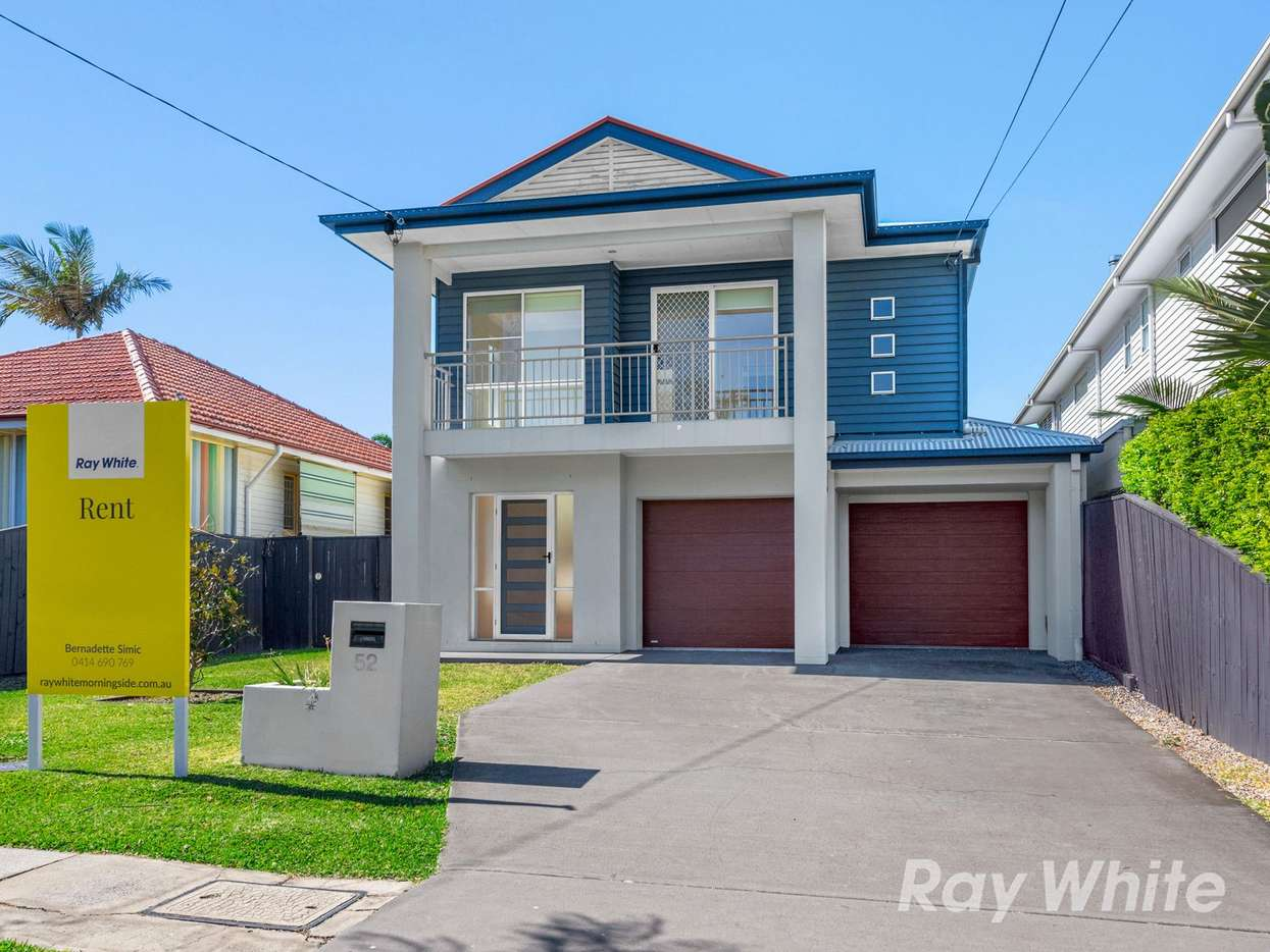 Main view of Homely house listing, 52 Smallman Street, Bulimba, QLD 4171