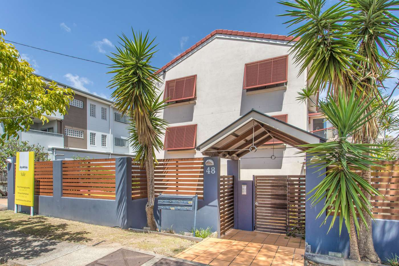 Main view of Homely unit listing, 6/48 Lisson Grove, Wooloowin, QLD 4030