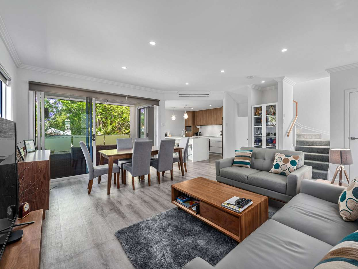 Main view of Homely townhouse listing, 3/57 Norman Parade, Clayfield, QLD 4011