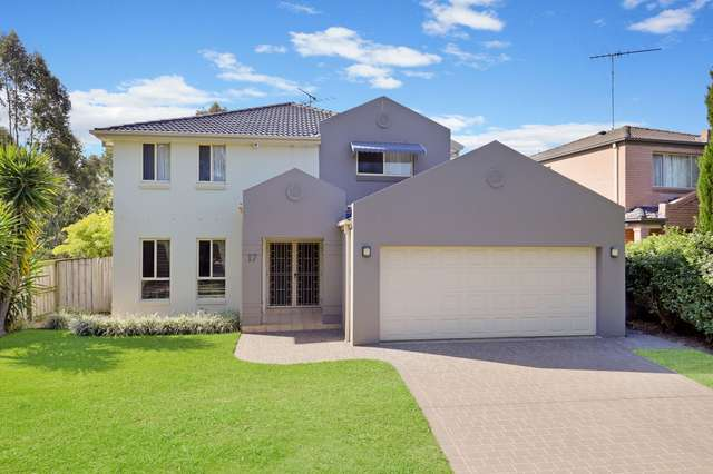 17 Townsend Circuit, Beaumont Hills NSW 2155