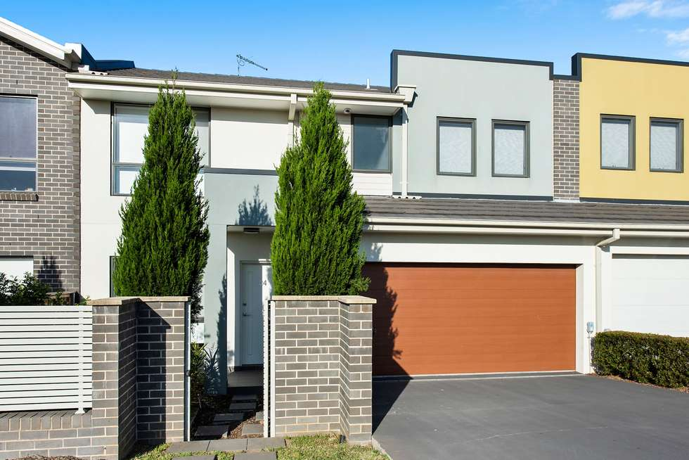 Second view of Homely townhouse listing, 24/2 McCausland Place, Kellyville NSW 2155