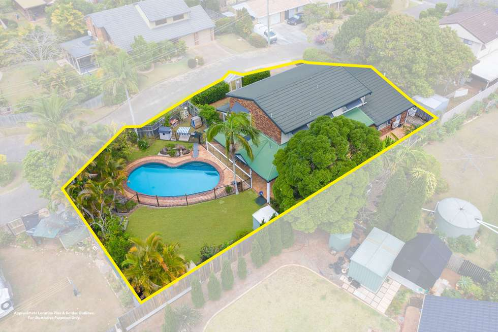 Second view of Homely house listing, 2 Solana Ct (Private Court Off 350 Springwood Rd), Springwood QLD 4127
