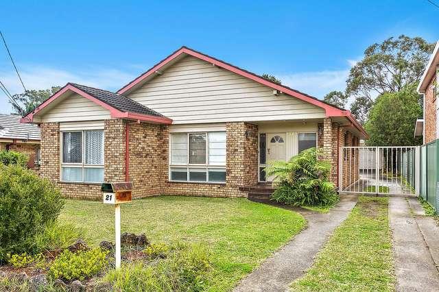 21 Jellicoe Street, Hurstville Grove NSW 2220