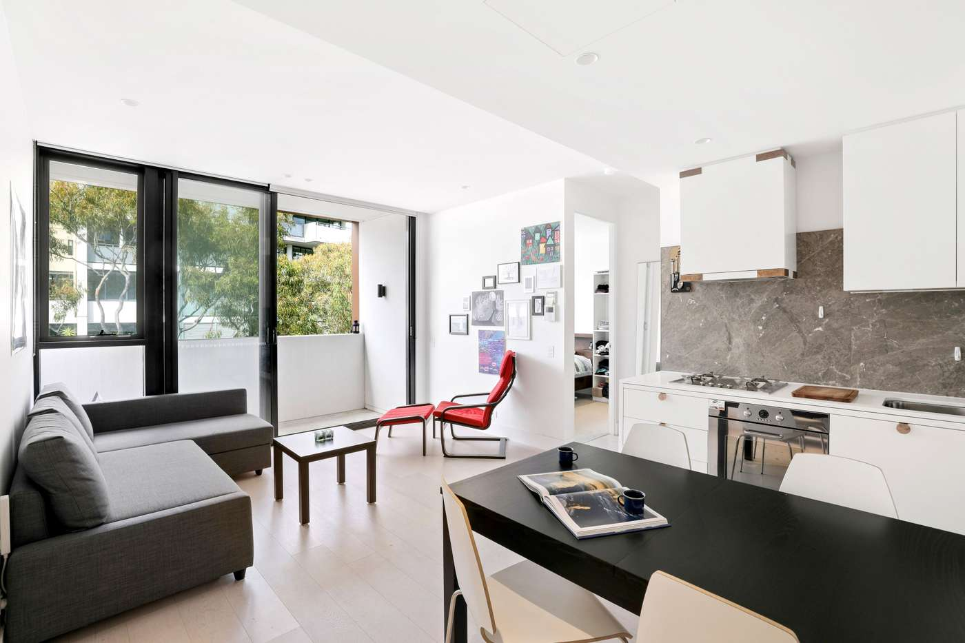 Main view of Homely apartment listing, F402/72 Macdonald Street, Erskineville, NSW 2043