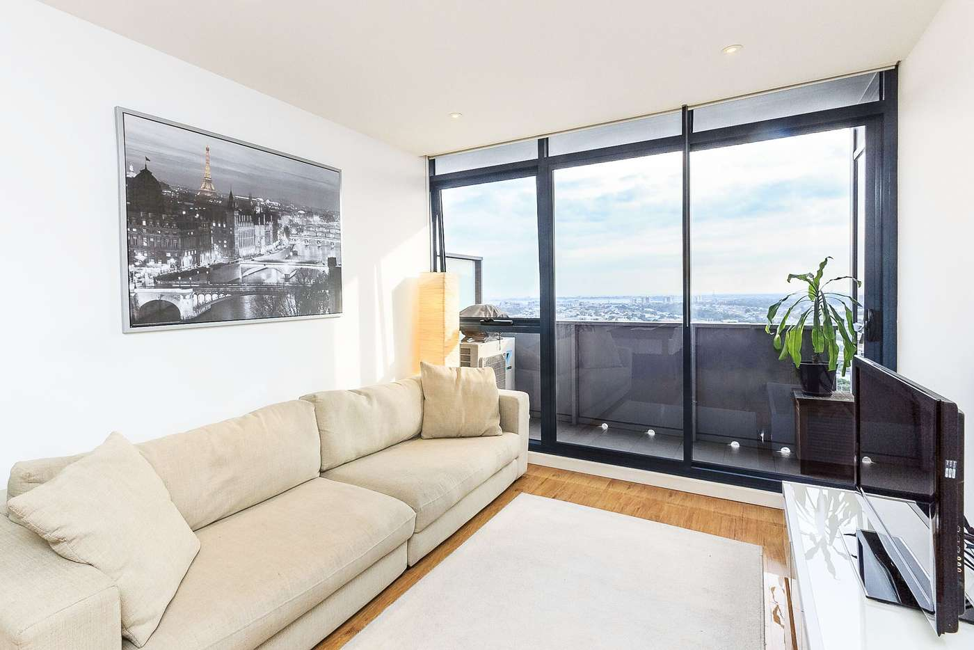 Main view of Homely apartment listing, 2104/109 Clarendon Street, South Melbourne, VIC 3205