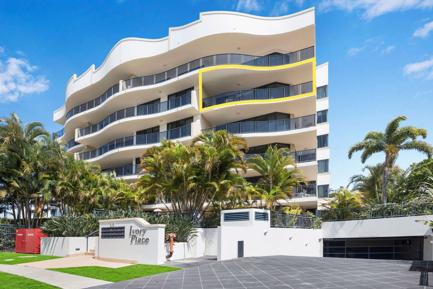 Main view of Homely apartment listing, 13/1-3 Ivory Place, Tweed Heads, NSW 2485