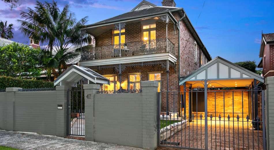 47 Prince Street, Mosman NSW 2088