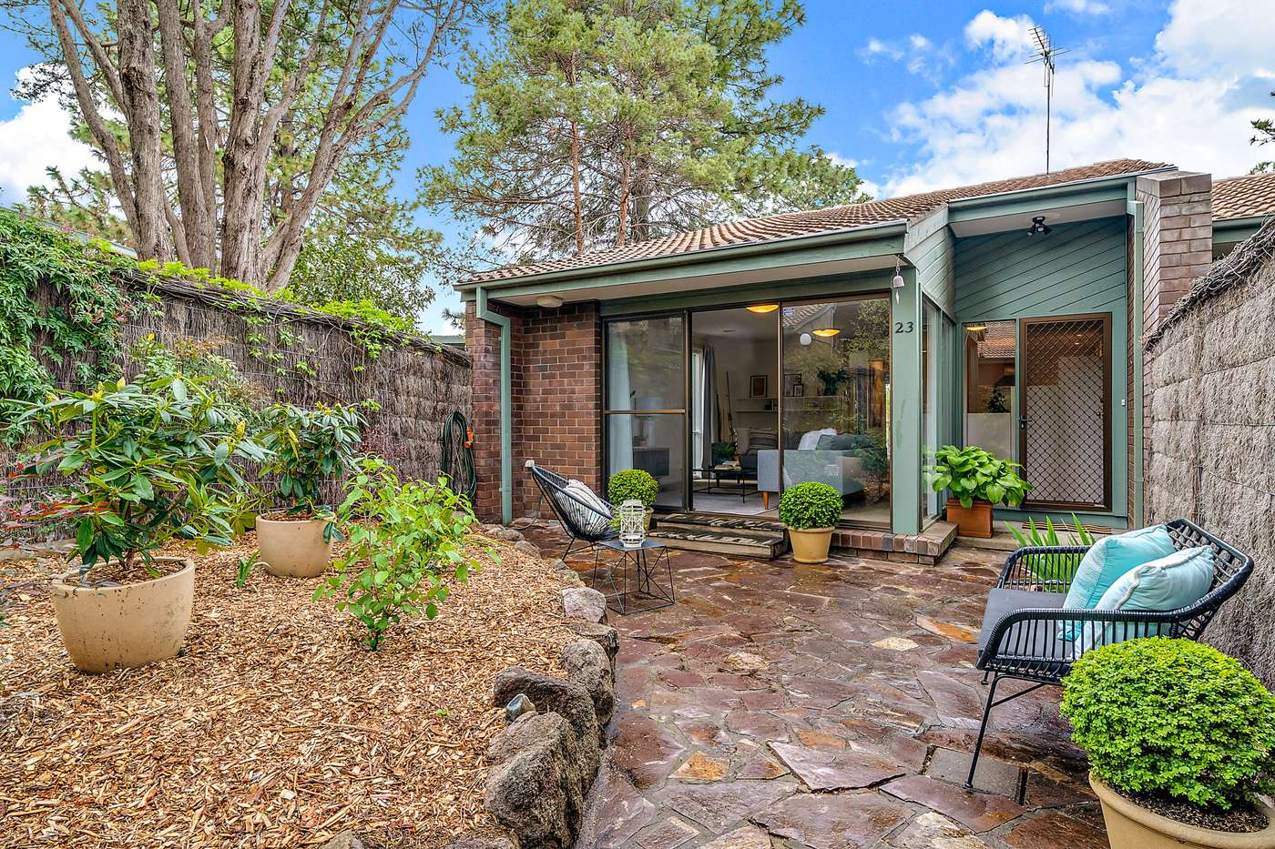Main view of Homely townhouse listing, 23/3 Lane Poole Place, Yarralumla, ACT 2600