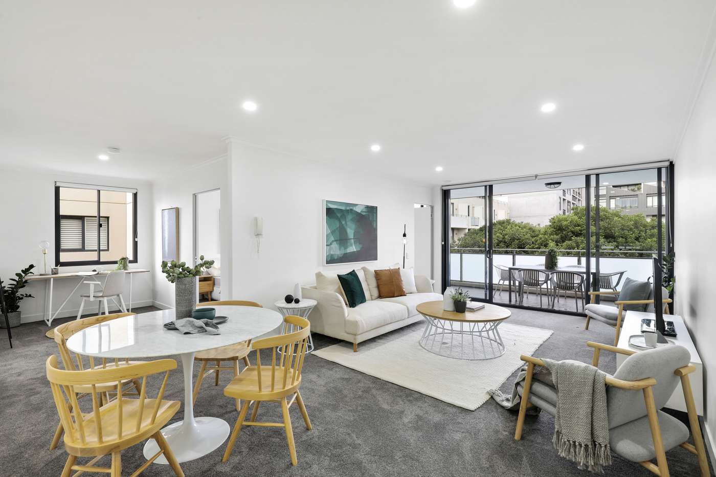 Main view of Homely apartment listing, 2303/8 Eve Street, Erskineville, NSW 2043