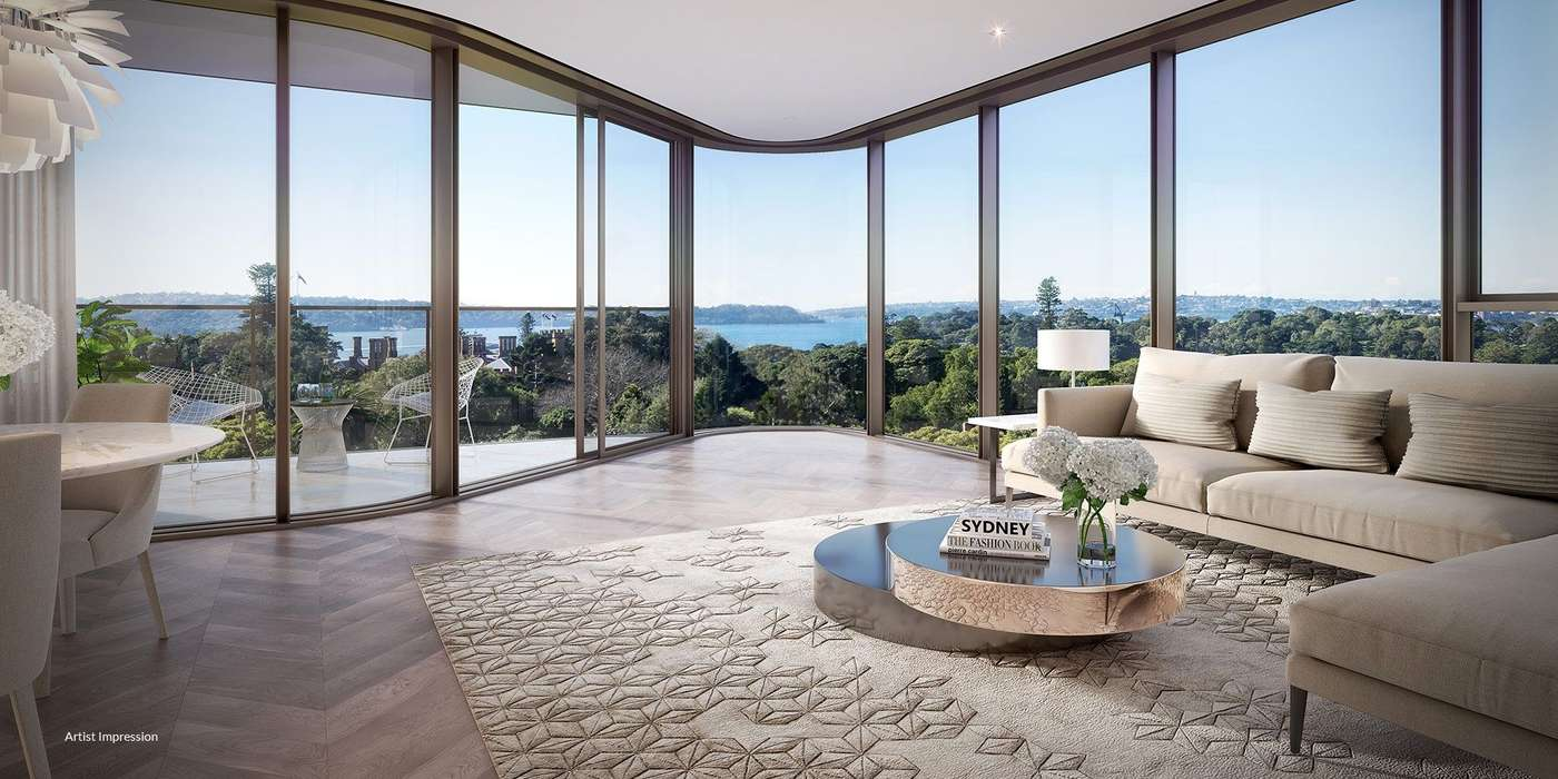 Main view of Homely apartment listing, Opera Residences, 1602/71-79 Macquarie Street, Sydney, NSW 2000