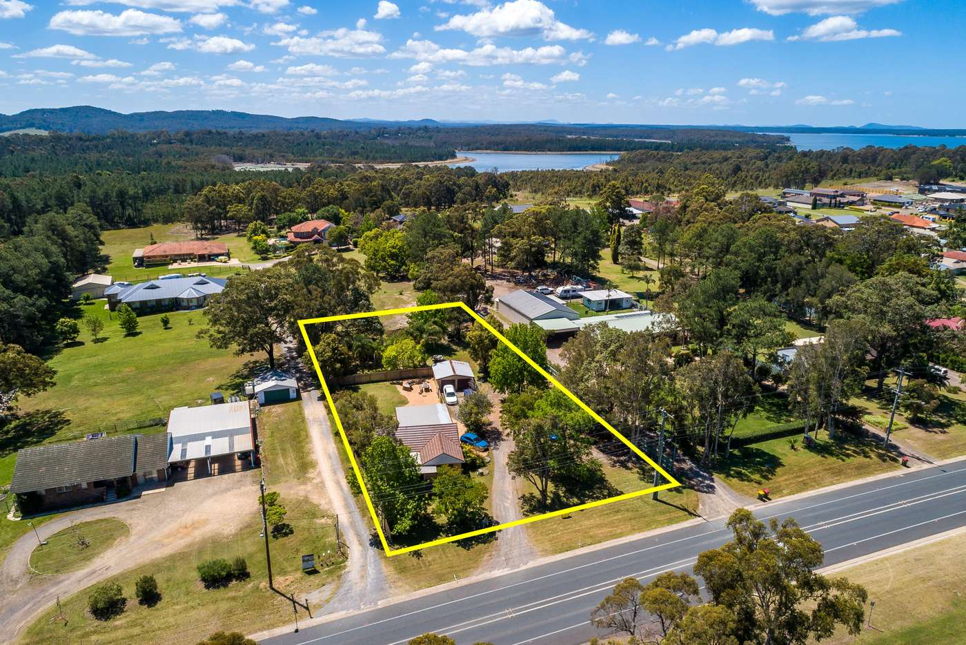 Main view of Homely house listing, 115 Richardson Road, Raymond Terrace NSW 2324