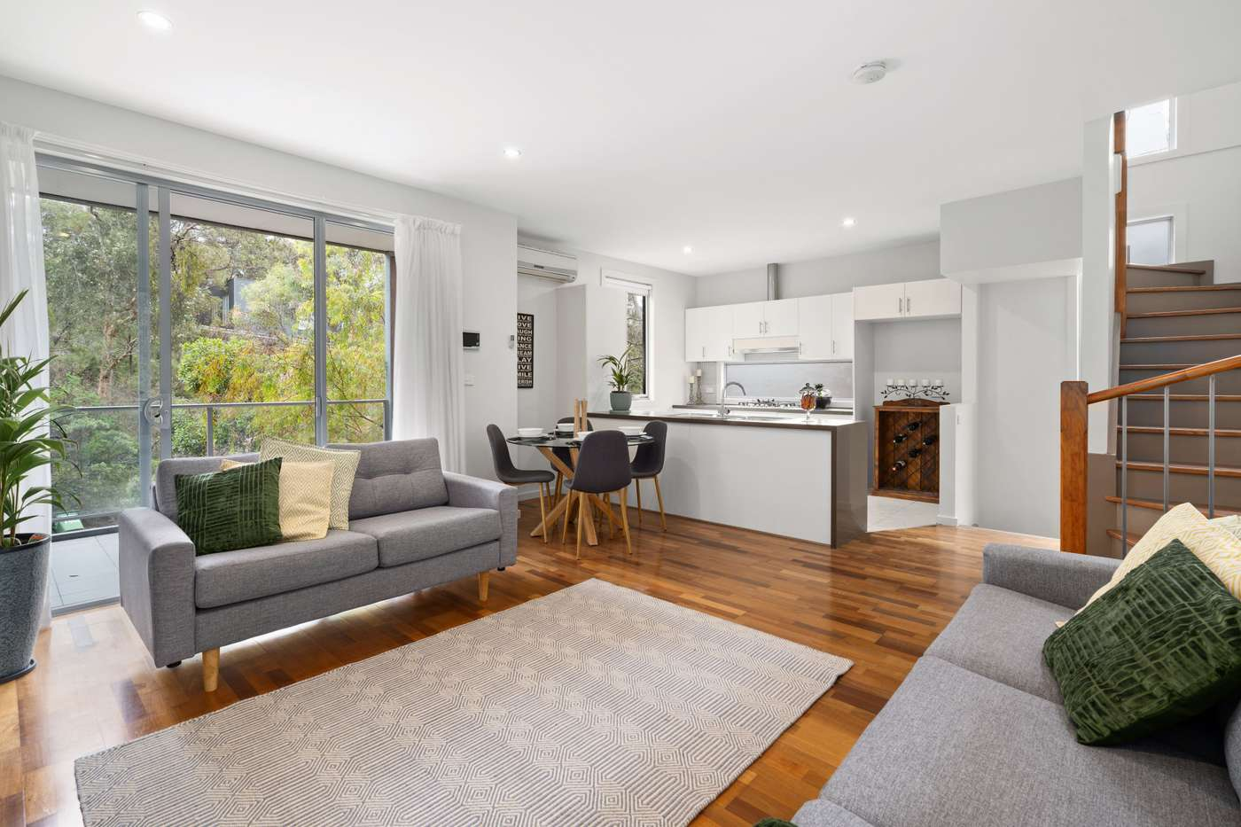 Main view of Homely townhouse listing, 19/68 Diamond Creek Road, Greensborough, VIC 3088