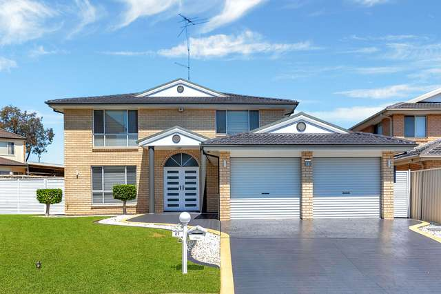 27 Wellesley Place, Green Valley NSW 2168