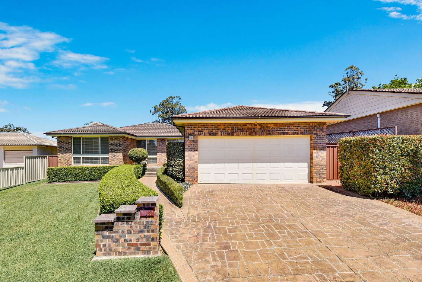 Main view of Homely house listing, 8 Jowett Place, Ingleburn, NSW 2565