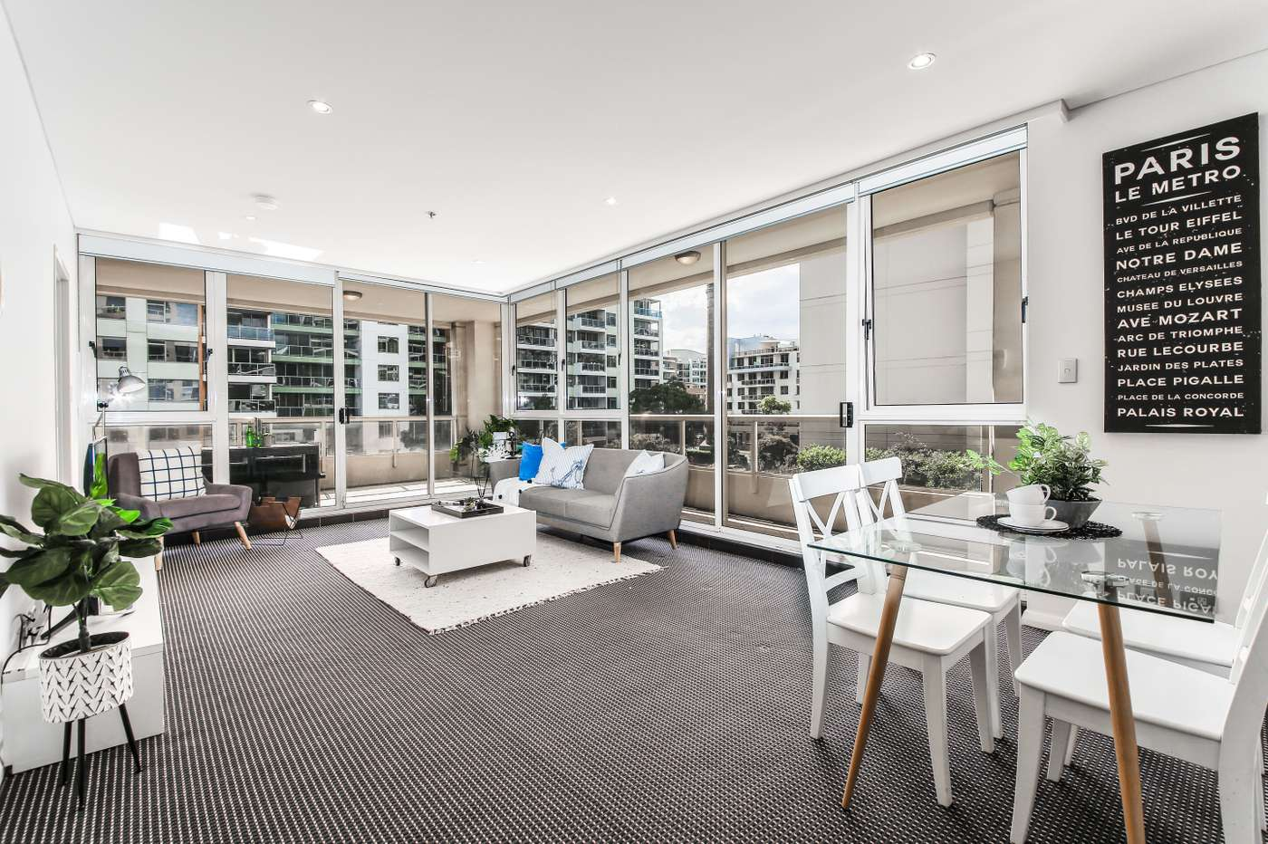 Main view of Homely apartment listing, 285/8 Lachlan Street, Waterloo, NSW 2017