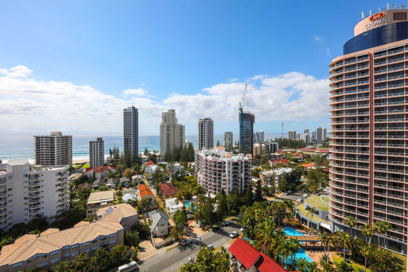 Main view of Homely unit listing, 1417 & 1418 2801 'Crowne Plaza' Gold Coast Highway, Surfers Paradise QLD 4217