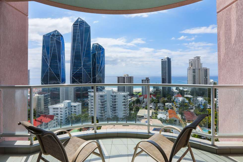 Third view of Homely unit listing, 1417 & 1418 2801 'Crowne Plaza' Gold Coast Highway, Surfers Paradise QLD 4217