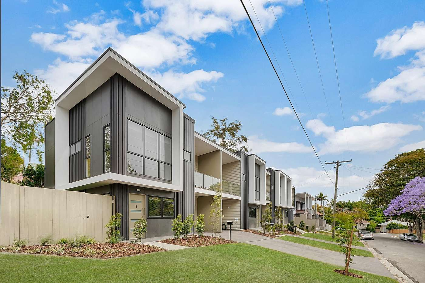 Main view of Homely townhouse listing, 1-4 1 Clyde Street, Moorooka, QLD 4105