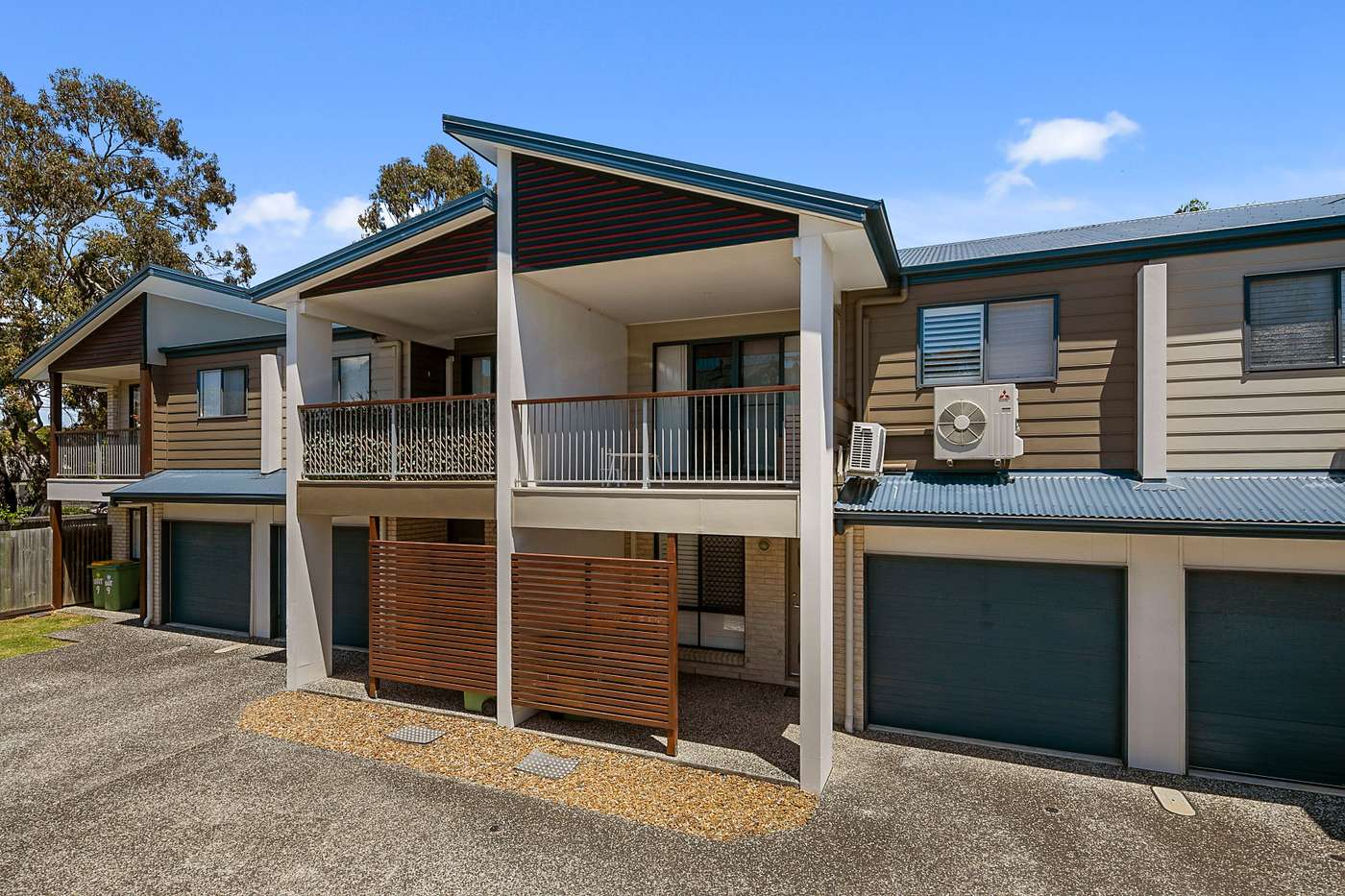 Main view of Homely townhouse listing, 11/8-18 Bailey Road, Birkdale, QLD 4159
