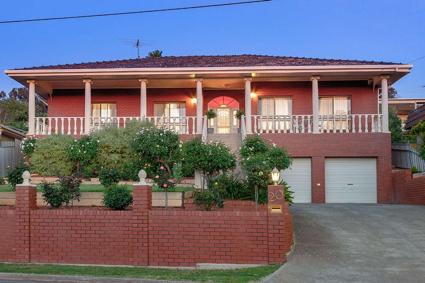 Main view of Homely house listing, 20 Wandana Avenue, Seaview Downs SA 5049