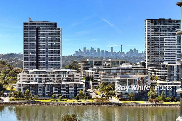 1502/10 Burroway Road, Wentworth Point NSW 2127