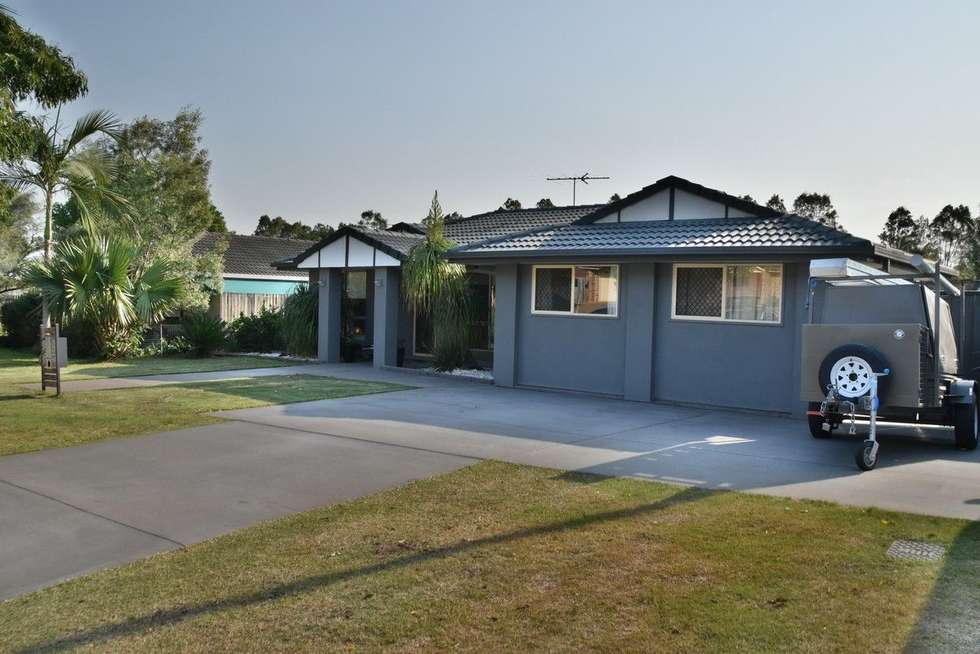 Second view of Homely house listing, 121 Pohon Drive, Tanah Merah QLD 4128