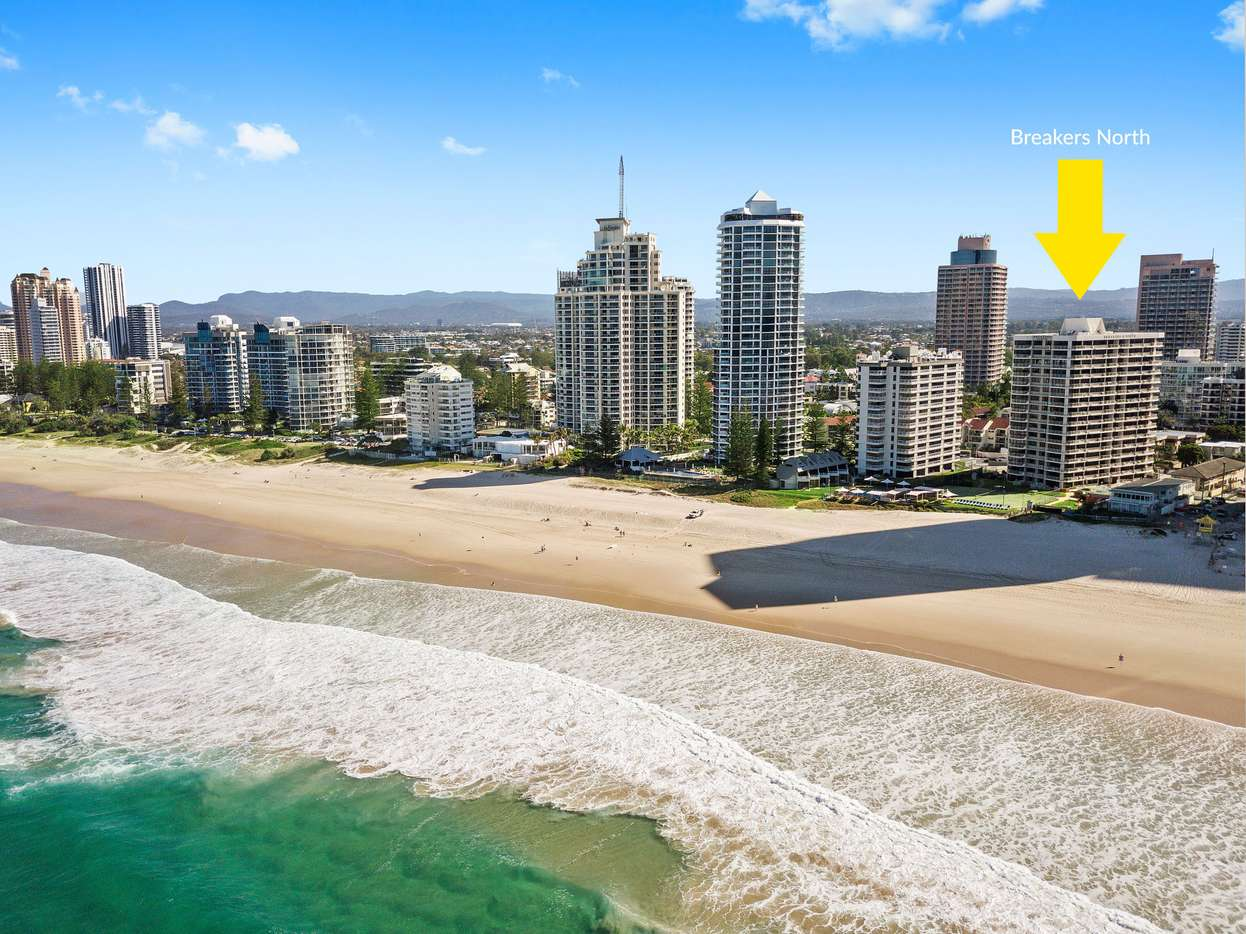 Main view of Homely apartment listing, 50 Old Burleigh Road, Surfers Paradise, QLD 4217