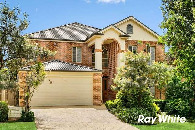 8 Woodside Avenue, Kellyville NSW 2155