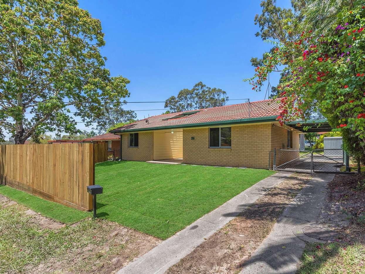 Main view of Homely house listing, 26 Anchusa Street, Kingston, QLD 4114