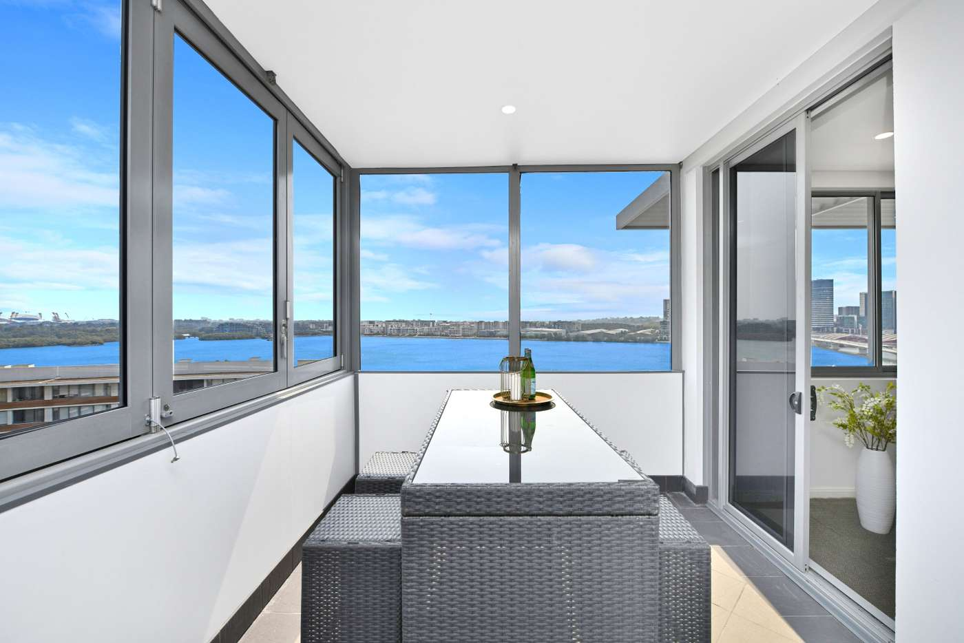 Main view of Homely apartment listing, 1055/6 Mary Street, Rhodes NSW 2138