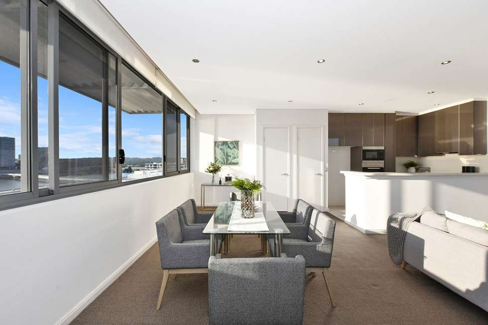 Third view of Homely apartment listing, 1055/6 Mary Street, Rhodes NSW 2138