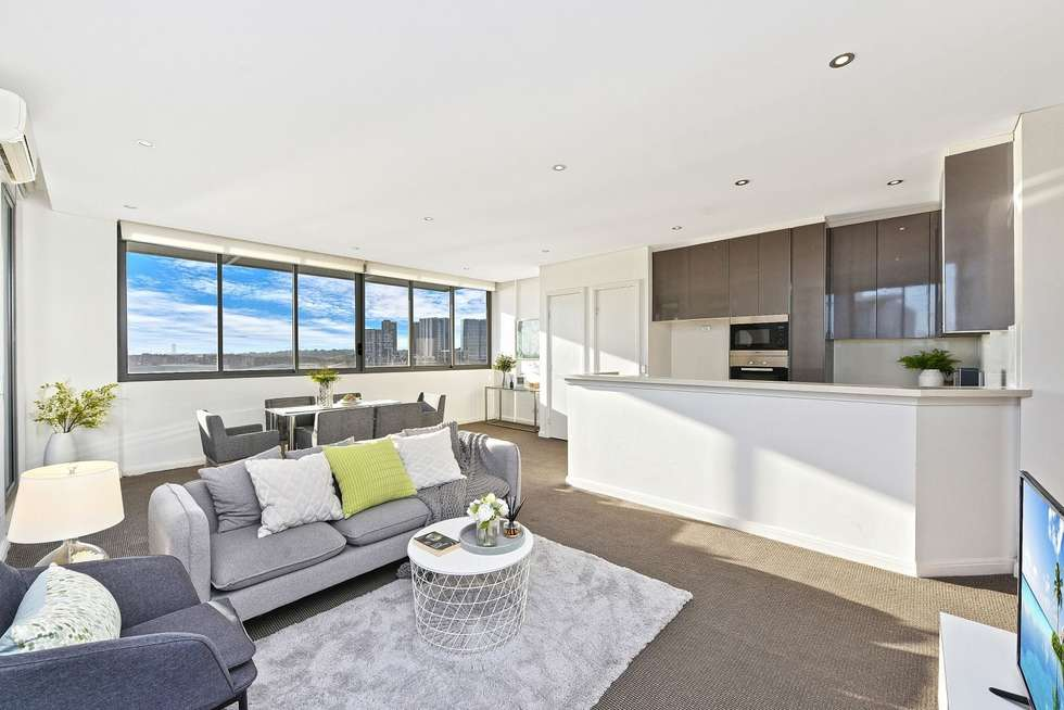 Fourth view of Homely apartment listing, 1055/6 Mary Street, Rhodes NSW 2138
