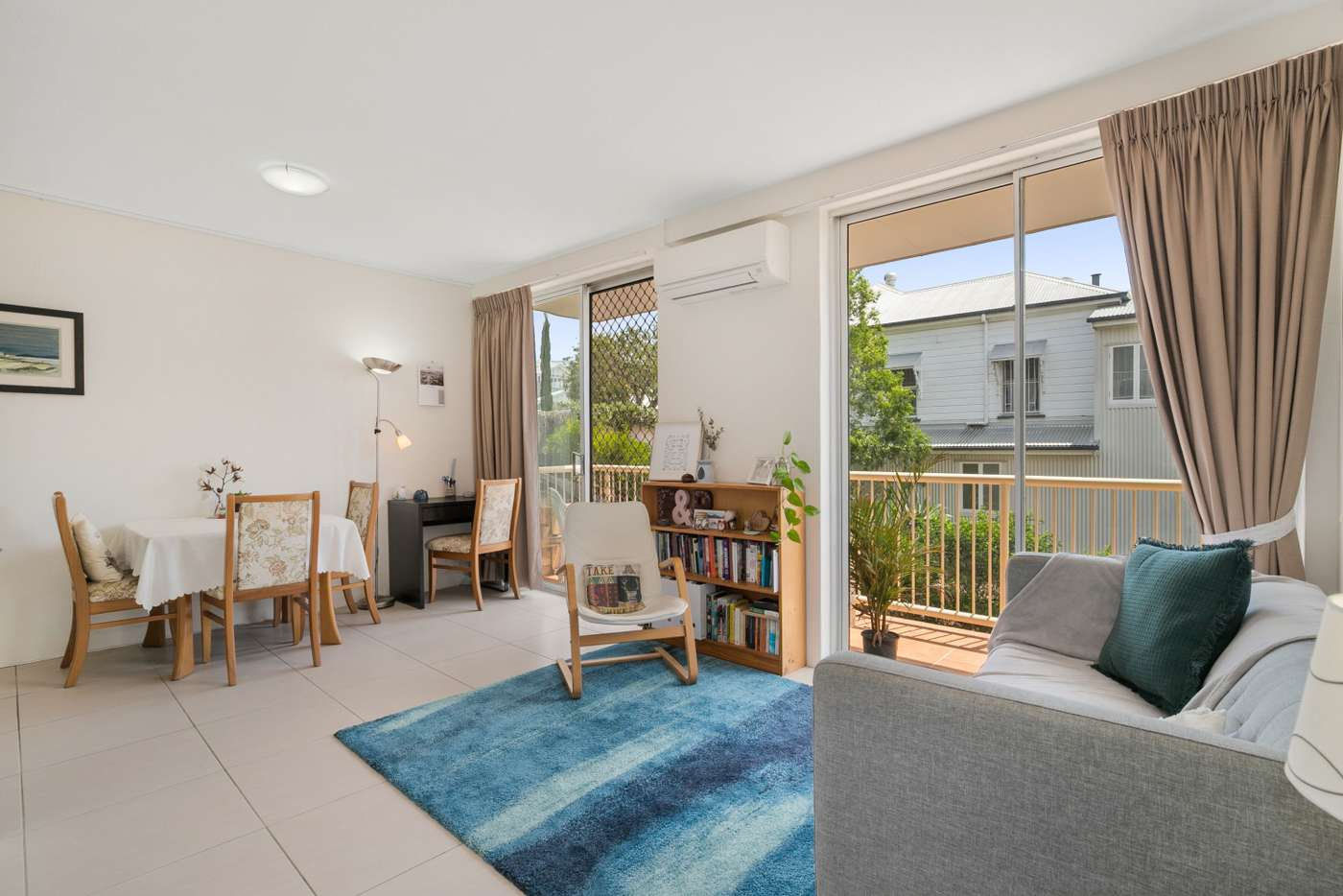 Main view of Homely unit listing, 2/9 Norwood Street, Toowong QLD 4066