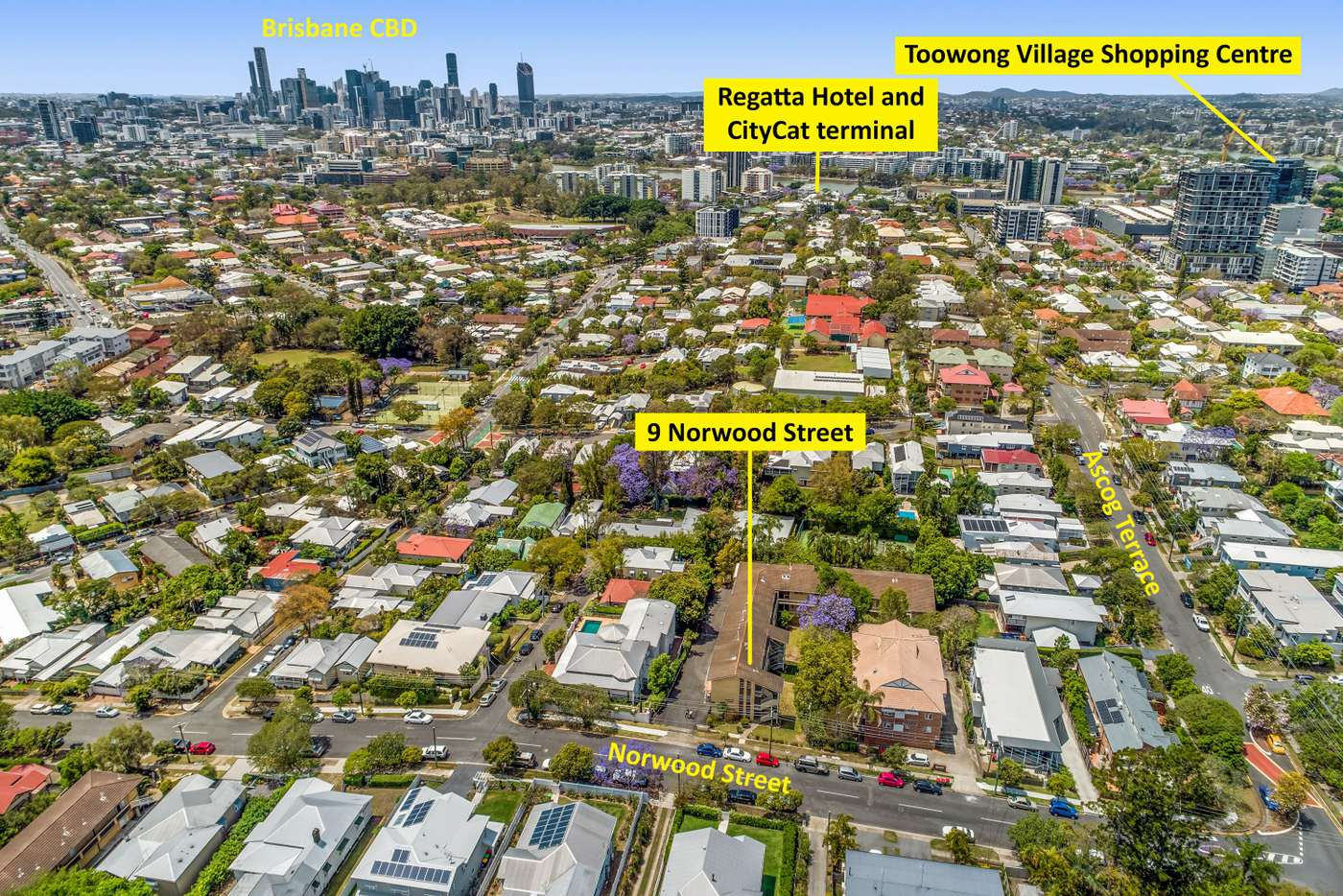 Fifth view of Homely unit listing, 2/9 Norwood Street, Toowong QLD 4066