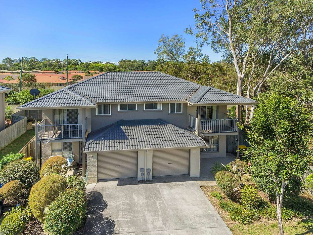 Main view of Homely townhouse listing, 27/6 Myrtle Crescent, Bridgeman Downs, QLD 4035