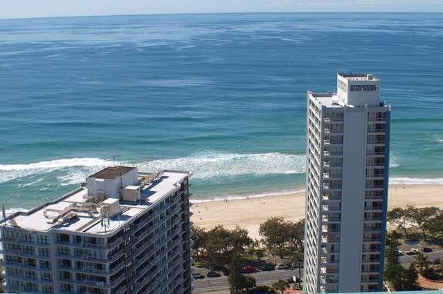 3006/5-19 Palm Avenue, Surfers Paradise QLD 4217
